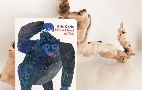 Books That Encourage Movement | From Head to Toe