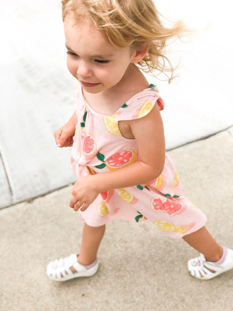Intoeing: Do Your Child's Feet Turn Inward While Walking?