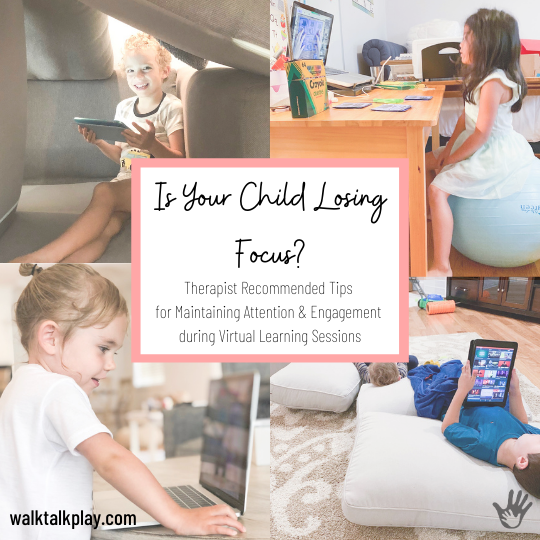 Prepare Your Child for Virtual Learning Sessions