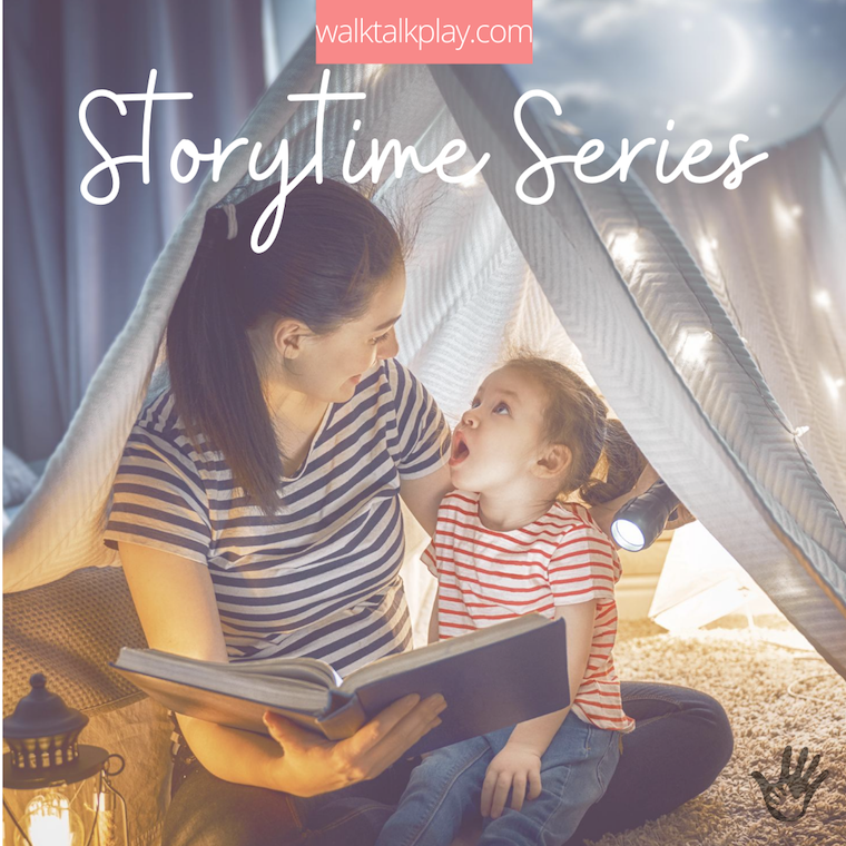 Story Time Series: Reading Tips to Promote Language Development