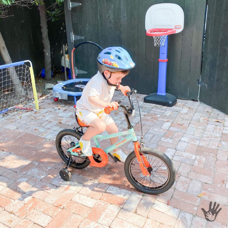 Teach Your Child to Ride a Bike: Therapist Recommended Tips