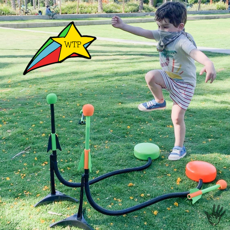 The Best Toy Rockets for Kids on the Market