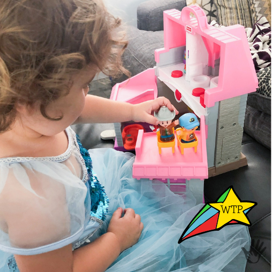 Little People Big Helpers Home|October Toy of the Month