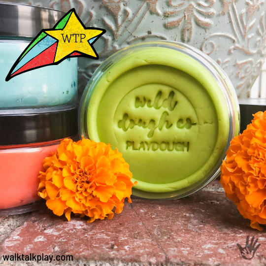 Wild Dough Co Play Dough   WTP All-Star Toy of the Month