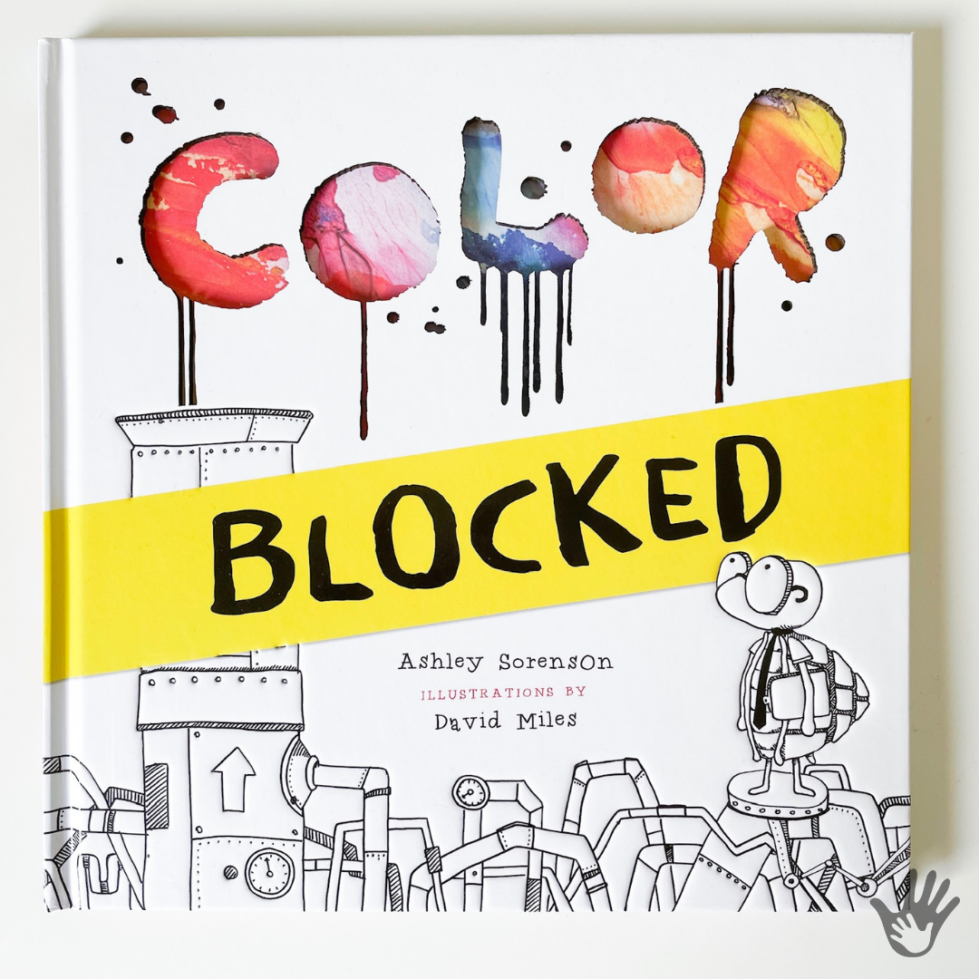 Color Blocked: An Interactive Book About Colors!