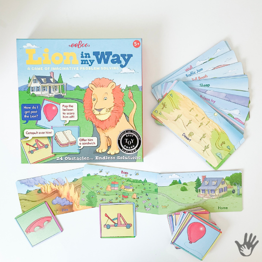 Lion in my Way | Language Fun for the Whole Family